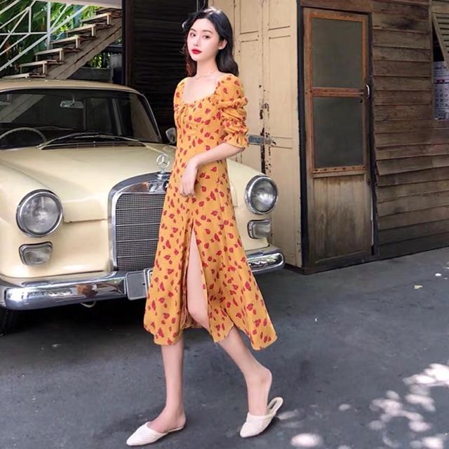 váy hoa vàng (order ML) - 22110335 , 2245210539 , 322_2245210539 , 330000 , vay-hoa-vang-order-ML-322_2245210539 , shopee.vn , váy hoa vàng (order ML)