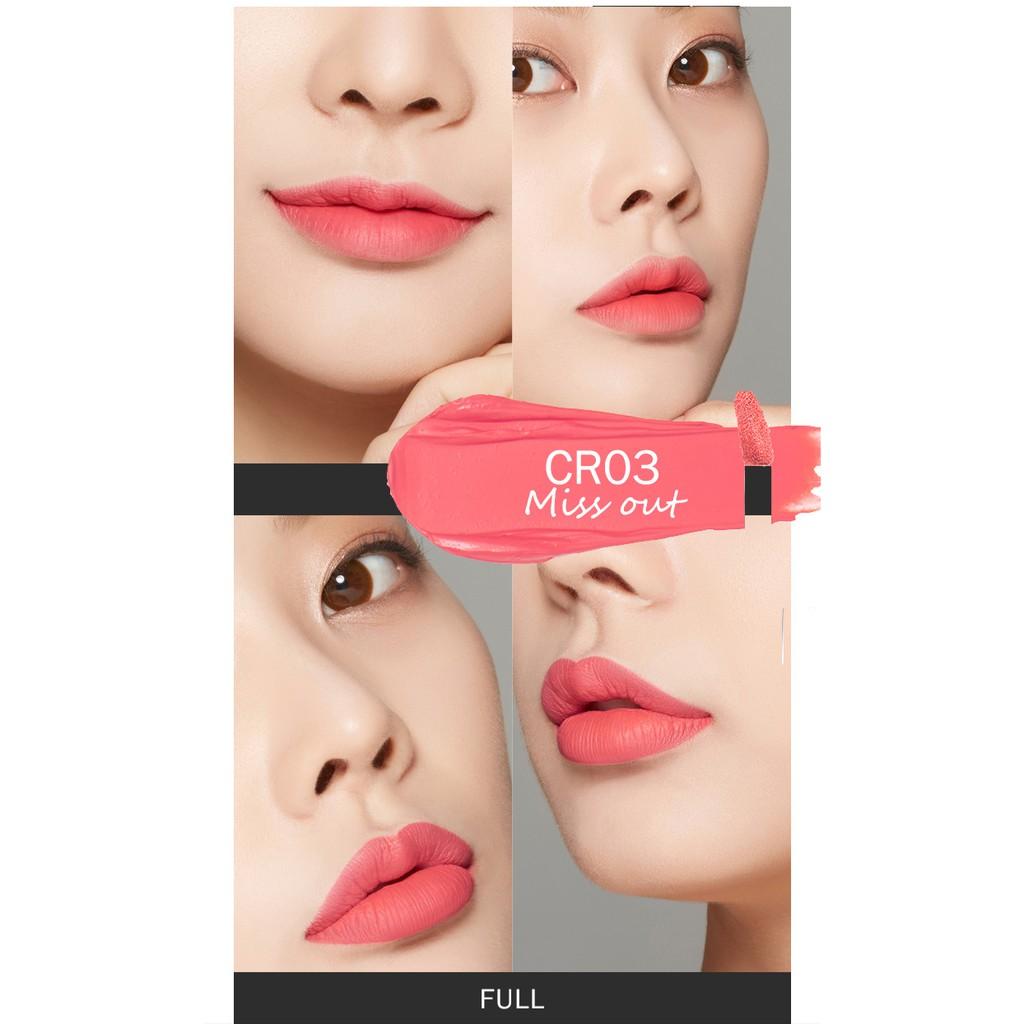 A'pieu Color Lip Stain Matte Fluid- CR03