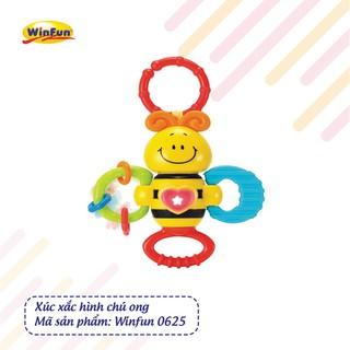 Xúc xắc hình chú ong Winfun 0625