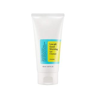 Sữa rửa mặt Cosrx Low PH Good Morning Gel Cleanser dạng gel chiết từ dầu cây trà thumbnail