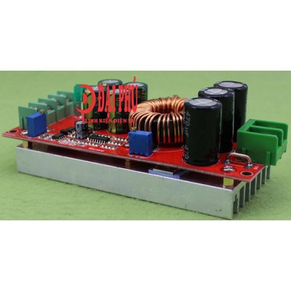 Mạch nguồn tăng áp 1200W 20A DC-DC 8-60v lên 8-83V- Converter Boost Power Module - 3348310 , 1023743901 , 322_1023743901 , 265000 , Mach-nguon-tang-ap-1200W-20A-DC-DC-8-60v-len-8-83V-Converter-Boost-Power-Module-322_1023743901 , shopee.vn , Mạch nguồn tăng áp 1200W 20A DC-DC 8-60v lên 8-83V- Converter Boost Power Module