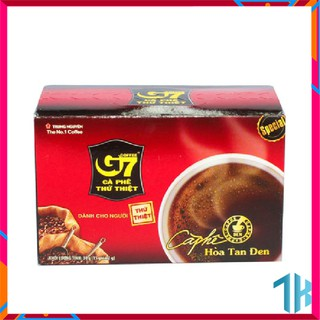 Hàng chính hãng Trung Nguyên Cà phê G7 – Hoà tan đen Trung Nguyên 15g x2gr