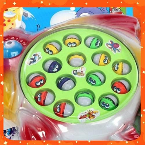 HOT HOT HOT Bộ đồ chơi câu cá phát nhạc dành cho bé MỚI VỀ