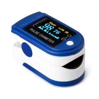 Máy đo spo2 kẹp ngón - Máy đo nồng độ oxy trong máu cầm tay cho kết quả đo nhanh và có độ chính xác cao thumbnail