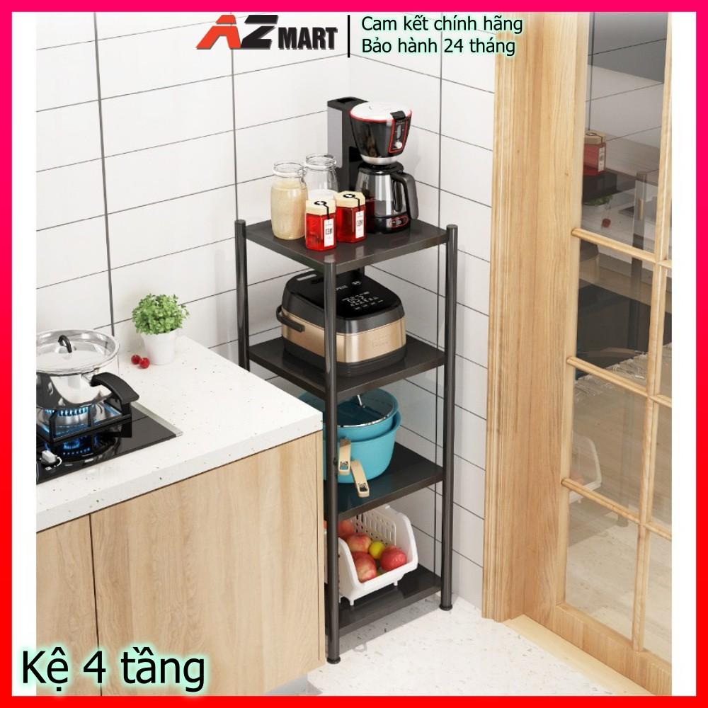 Kệ Bếp Đa Năng, Kệ Đa Năng 4 Tầng Cho Nhà Bếp