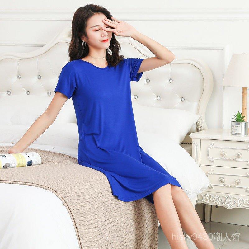 Đầm Tay Ngắn Thiết Kế Cỡ Lớn Thời Trang Cao Cấp Trẻ Trung
