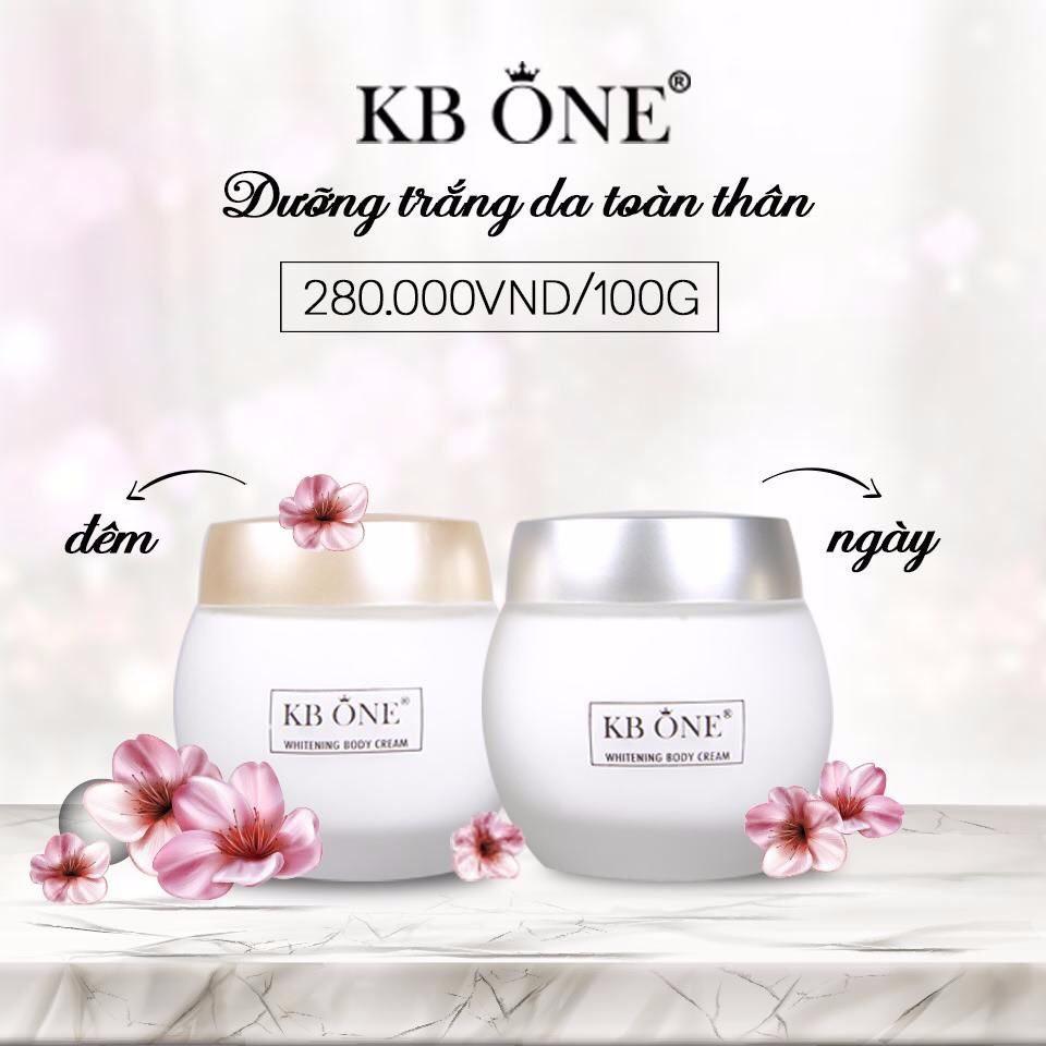 [CHÍNH HÃNG 100%] Kem Body Kbone (NGÀY - ĐÊM) - 100Gram