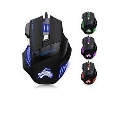 Chuột chơi game có dây Dragon X3 - DC1250