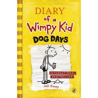 Sách Ngoại văn Nhật Ký Chú Bé Nhút Nhát _ Mùa Hè Rực Rỡ Diary Of A Wimpy Kid 04 - Dog Day thumbnail