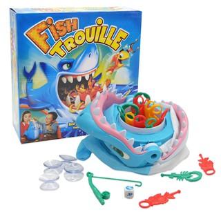 Bettertogether:Creative Pressman Toys Shark Bite Toys Kids Birthday Gifts