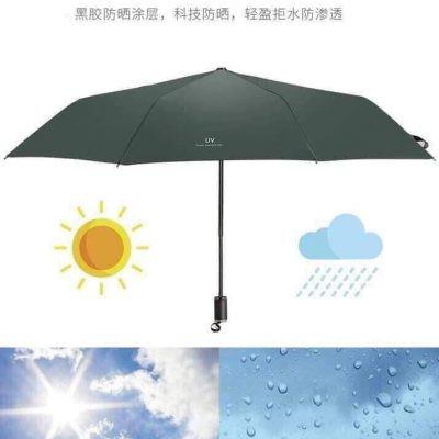 Ô gấp gọn phủ lớp chống tia UV