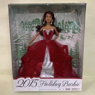 Búp bê Barbie Holiday da màu 2015