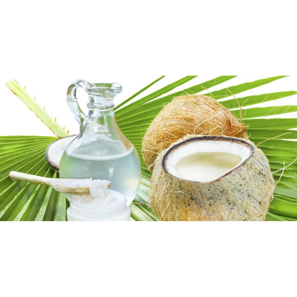 Dầu dừa trắng nguyên chất ( Coconut oil ) - 9991303 , 783100879 , 322_783100879 , 110000 , Dau-dua-trang-nguyen-chat-Coconut-oil--322_783100879 , shopee.vn , Dầu dừa trắng nguyên chất ( Coconut oil )