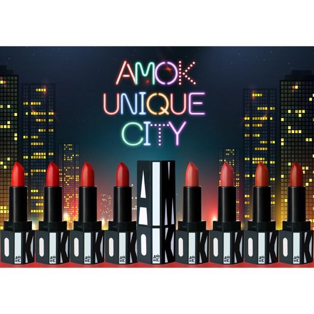 Son lì Amok Unique City - 2966691 , 710804515 , 322_710804515 , 195000 , Son-li-Amok-Unique-City-322_710804515 , shopee.vn , Son lì Amok Unique City