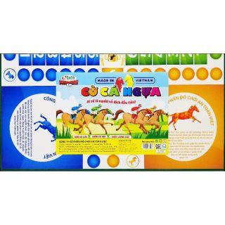 Cờ Cá Ngựa hàng Việt Nam 25 chi tiết ( cỡ lớn 42×42)