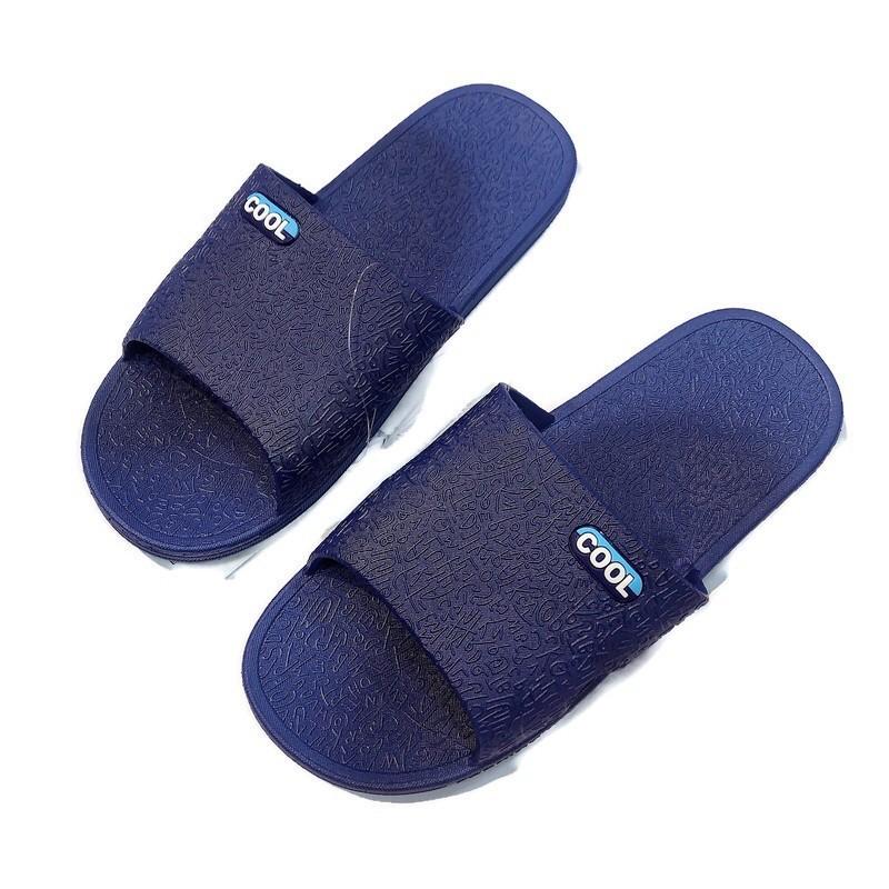 Dép nam nhựa dẻo siêu mềm êm- dép nam đẹp đi êm chân