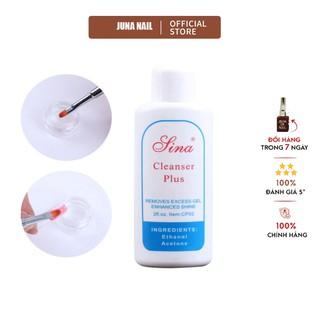 Nước lau gel, nước lau sơn móng tay Clean plus thumbnail