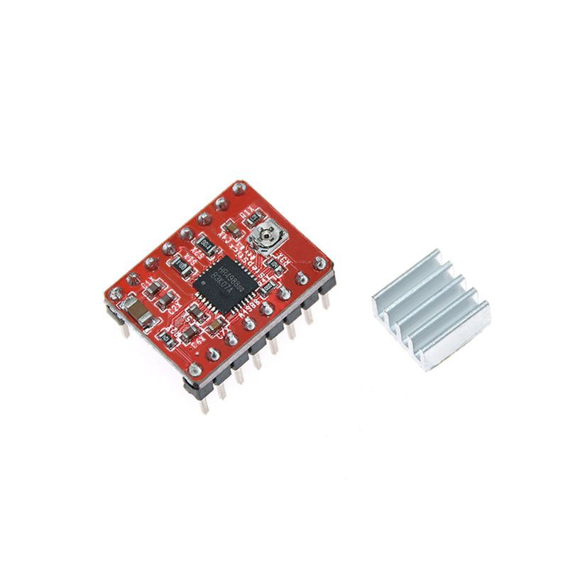 ❤❤ 3D Printer Kits RAMPS 1 4 Mega2560 12864 LCD Controller A4988