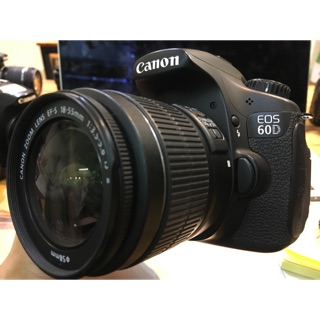 Máy ảnh canon 60D kèm kis 15-55mm is