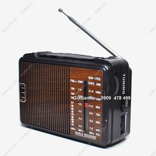 Radio nghe đài SW703 thumbnail
