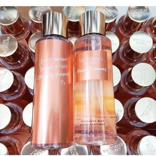 Xịt thơm toàn thân Victoria s Secret Mist Amber romance Shop về mẫu mới 250ml thumbnail