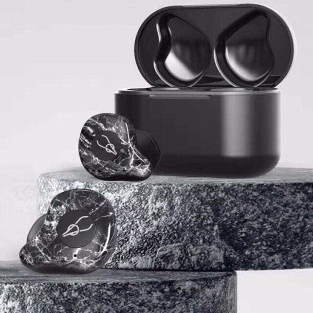 Tai nghe không dây Sabbat X12 ultra phiên bản vân đá - Marble chính hãng bảo hành 12 tháng