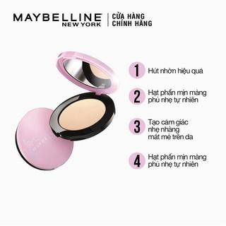 MAYBELINE - Phấn Phủ Mịn Da Chống Nhờn Maybelline Shine Free