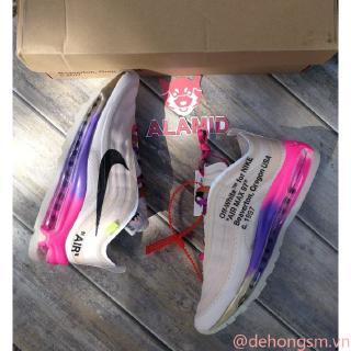 "Off-White x Nike Air Max 97 ""Nữ hoàng"" nữ size 39-46 bé trai"
