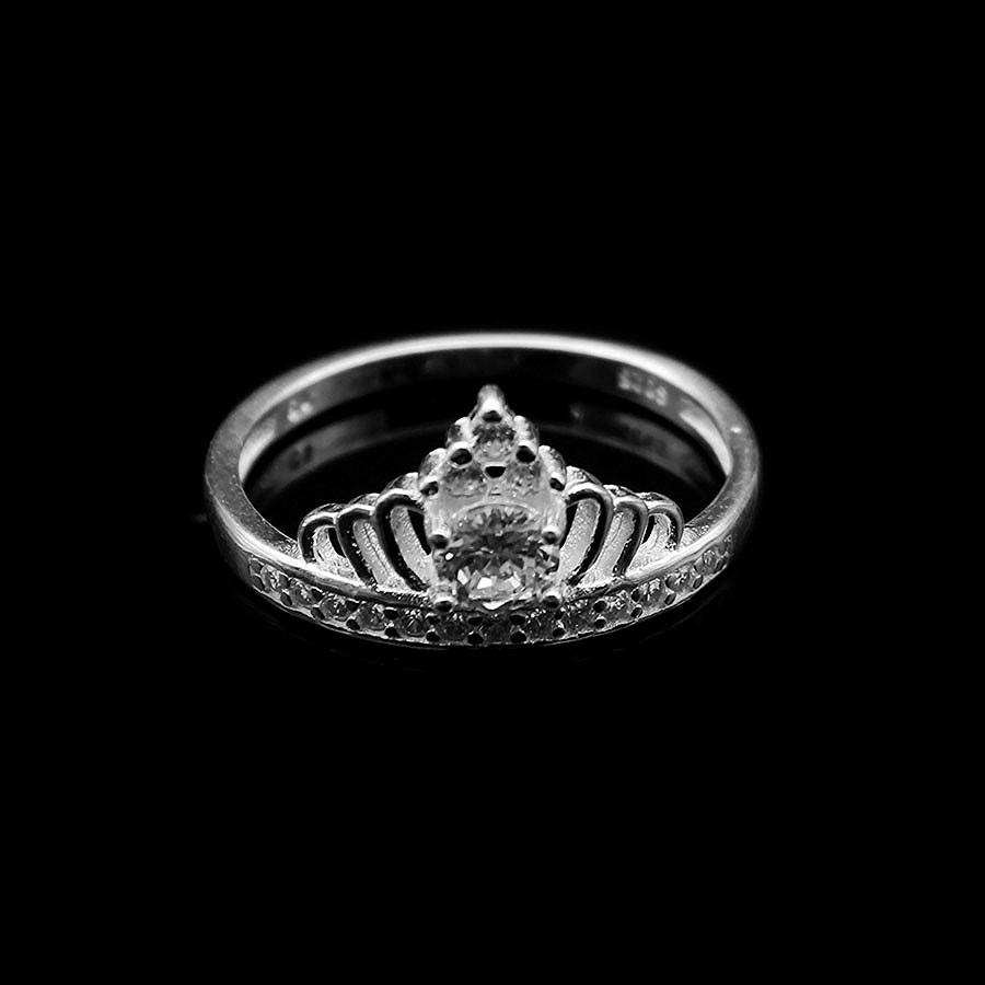 Nhẫn Nữ Hình Vương Miện NU412 Bạc Hiểu Minh - 14909791 , 2372065478 , 322_2372065478 , 230000 , Nhan-Nu-Hinh-Vuong-Mien-NU412-Bac-Hieu-Minh-322_2372065478 , shopee.vn , Nhẫn Nữ Hình Vương Miện NU412 Bạc Hiểu Minh