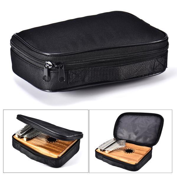 17/15/10 Key Kalimba Storage Bag Thumb Piano Mbira Case Shoulder Bag