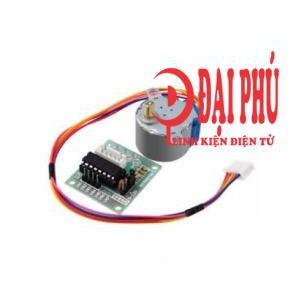 Module điều khiển động cơ bước ULN2803 + Động cơ bước