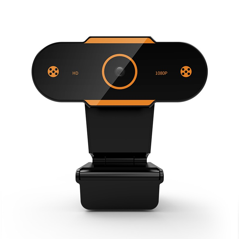 KCO K9E Webcam Full HD 2K Auto focus  with Microphone, For Network Broadcast Online School And Meetings   Laptop Desktop YouTube Skype Facebook FaceTime