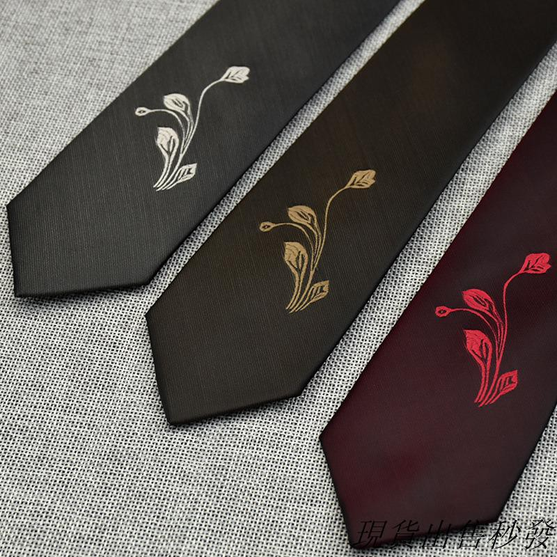 Cà Vạt Nam 6cm Thời Trang Hàn Quốc