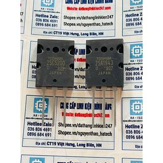 Cặp Sò 2SA1943 2SC5200 1943 5200 TO-3P Mới Chính Hãng 100%