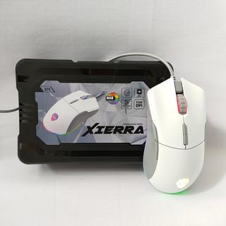 Chuột Gaming Rexus Xierra Series X15 – Màu Trắng