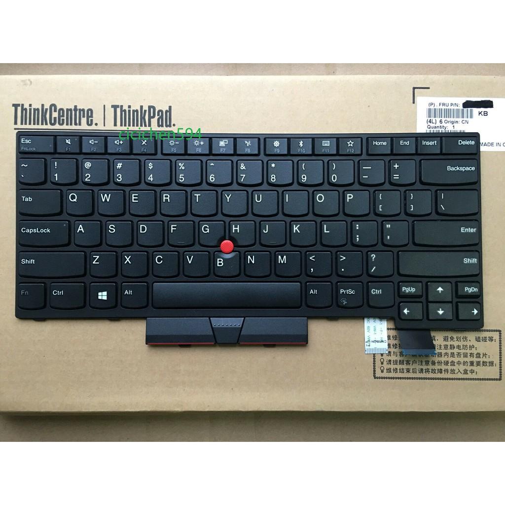 (MỚI) Bàn Phím Lenovo Thinkpad T470 T480 01AX446 01HX379 SN20L72767 ( KHÔNG ĐÈN LED)