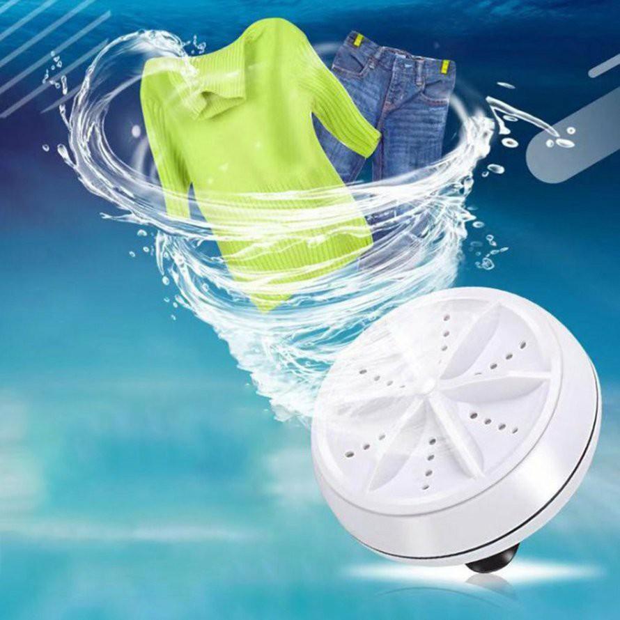 Máy Giặt Mini Bằng Sóng Siêu Âm Tiện Dụng Khi Đi Du Lịch giá cạnh tranh