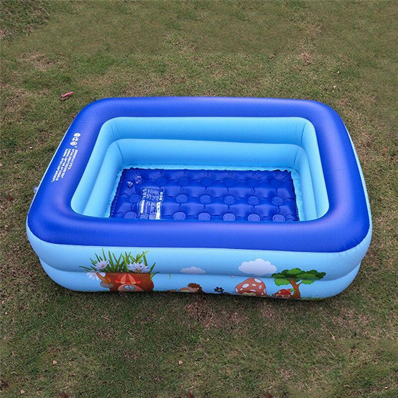 Family Pool Inflatable Pool For Adult Kids Child Above Ground Swimming Pool