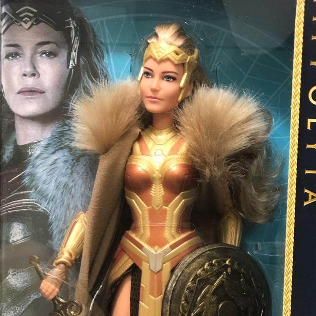 Búp bê barbie Wonder Woman