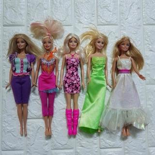 Búp bê Barbie Mattel chính hãng