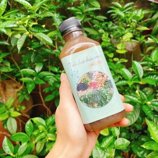 Tinh chất thảo mộc mọc tóc Mộc Nhan Natural 100% nguyên liệu thiên nhiên thumbnail