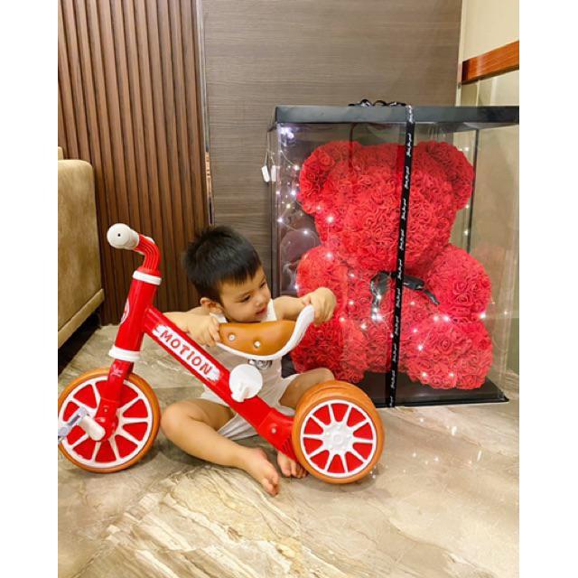 Xe chòi chân Mition kết hợp xe đạp cao cấp cho bé