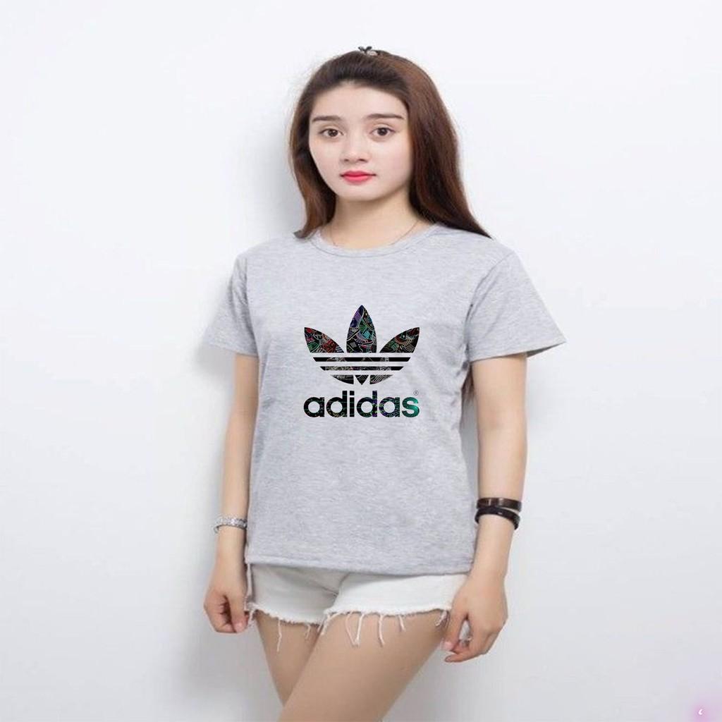 Áo thun in hình Adidas thời trang AoKBP001