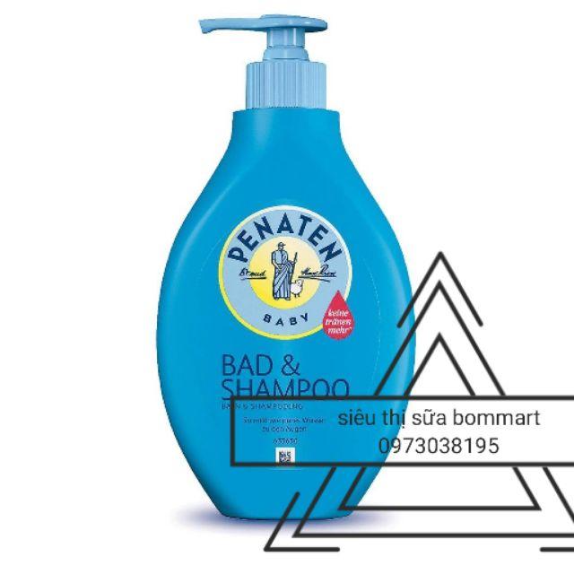 [ CHÍNH HÃNG]Sữa tắm chống cảm cúm penathen cho bé