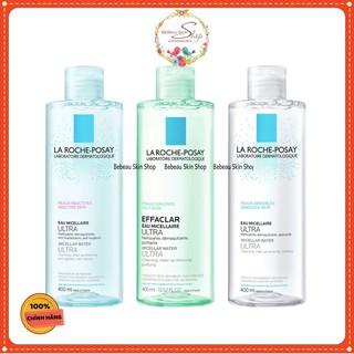 Tẩy Trang La Roche Posay Micellar Water - [Full 400ml] thumbnail