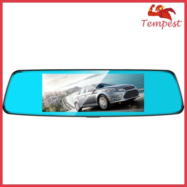 Camera hành trình Anytek t77 + 6G màn hình 7 inch cho xe ô tô