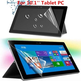 Universal 10.1′ Tablet PC HD Clear Anti-fingerprint Screen Protector Film Cover
