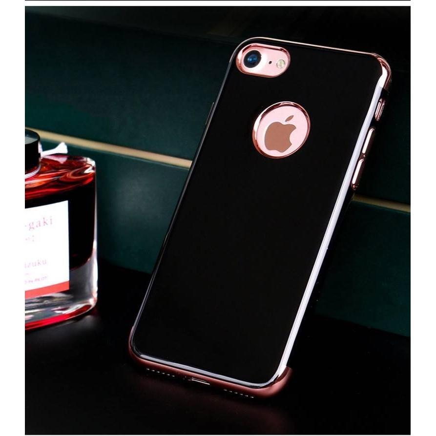 ? Ốp lưng dẻo JET BLACK Iphone 6 PLUS