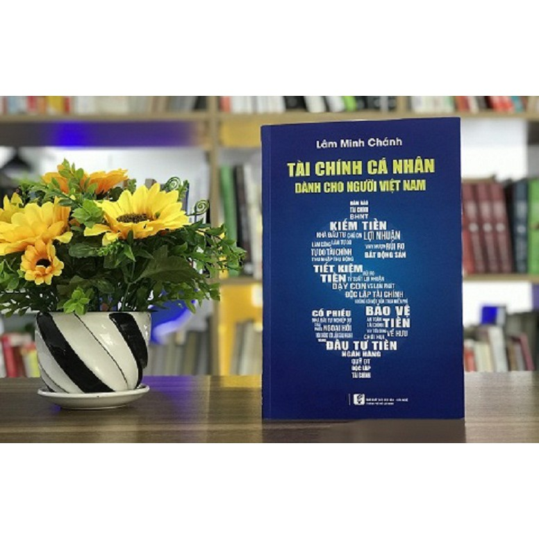 Sách - Tài Chính Cá Nhân Dành Cho Người Việt Nam - Bản Tặng Kèm Khóa Học Online Về Tài Chính Cá Nhân