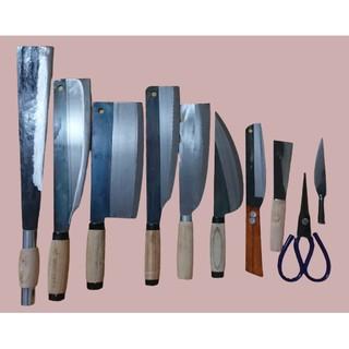 Bộ dao nhà bếp 10 món Tiến Lộc cao cấp DT002
